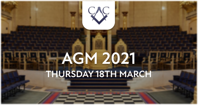 Connaught Club AGM 2021